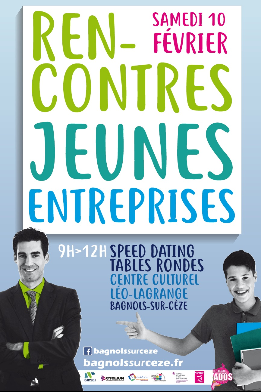 Speed rencontres affiches